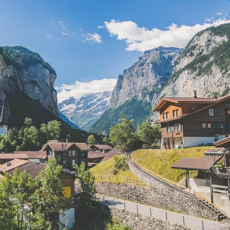 Das Optionsrecht für Grenzgänger in der Schweiz